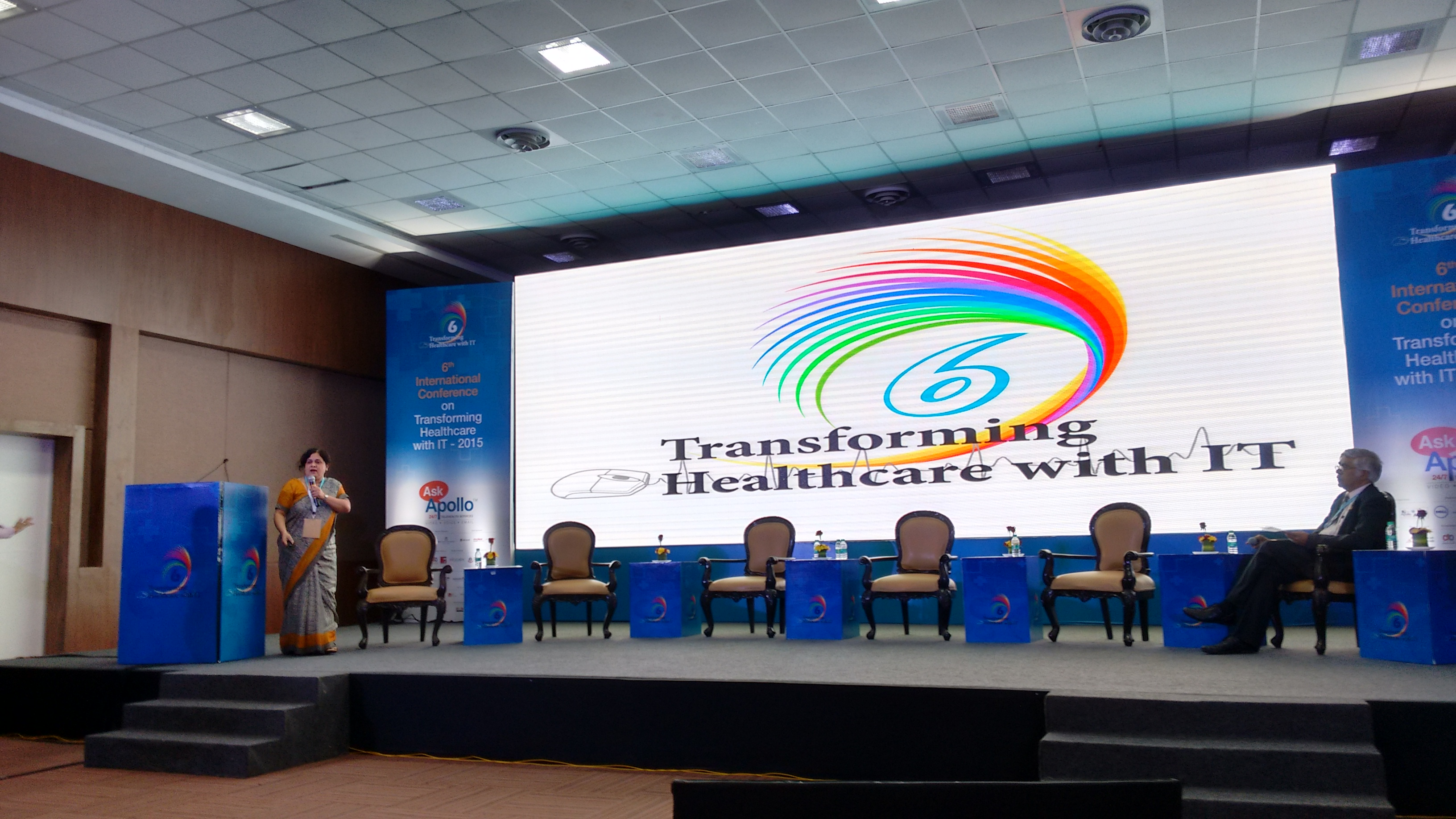 Metamagics at Transforming Healthcare with IT